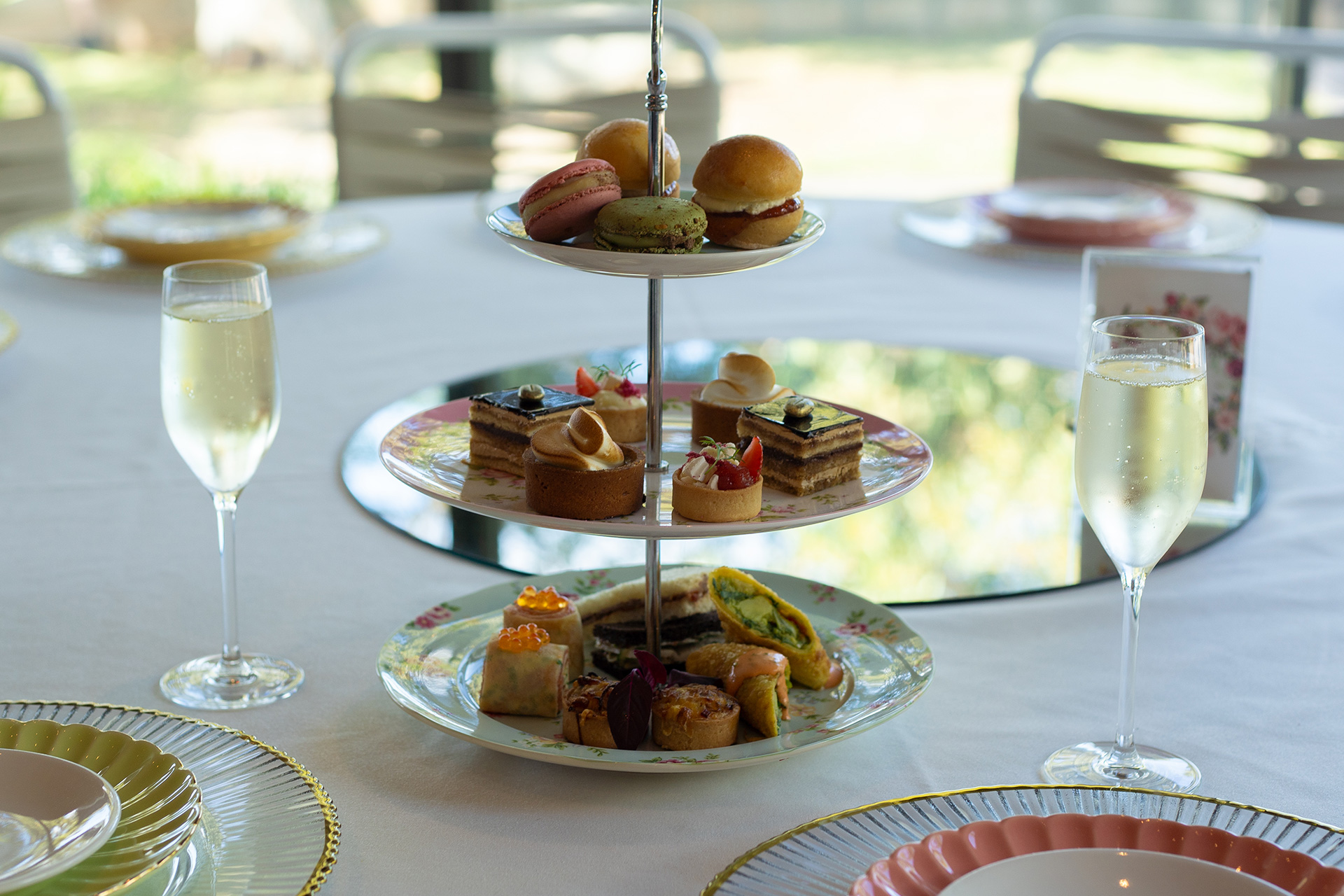 Mother's Day 'High Tea' at View by Sydney